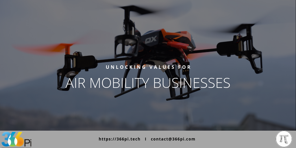 Air Mobility Solution IoT